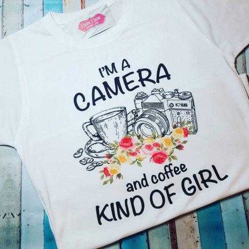 I'm a Camera & Coffee Kind of Girl