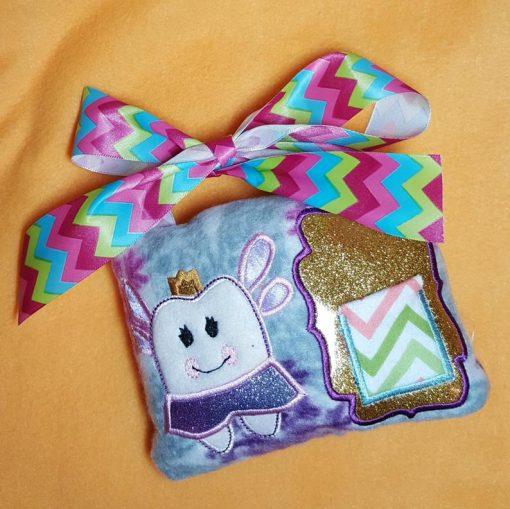 tooth fairy pillows - tooth princess