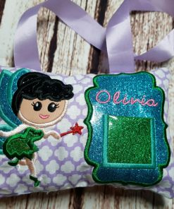 tooth fairy pillow - fairy girl
