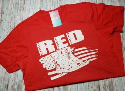Remember everyone deployed boots shirt.