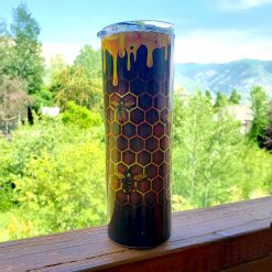 Bee kind 20oz. water bottle