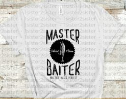 Master Baiter Fishing Tee Shirt