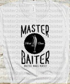 Master Baiter Fishing Tee Shirt