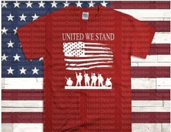 United We Stand Tee Shirt