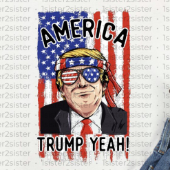 America Trump Yeah Tee Shrit