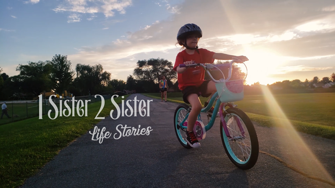 1Sister2Sister Life Stories – Learning to Ride.