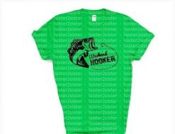 Weekend hooker shirt