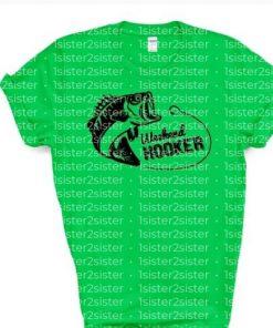 Weekend hooker shirt