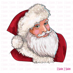Santa Clause Illustration